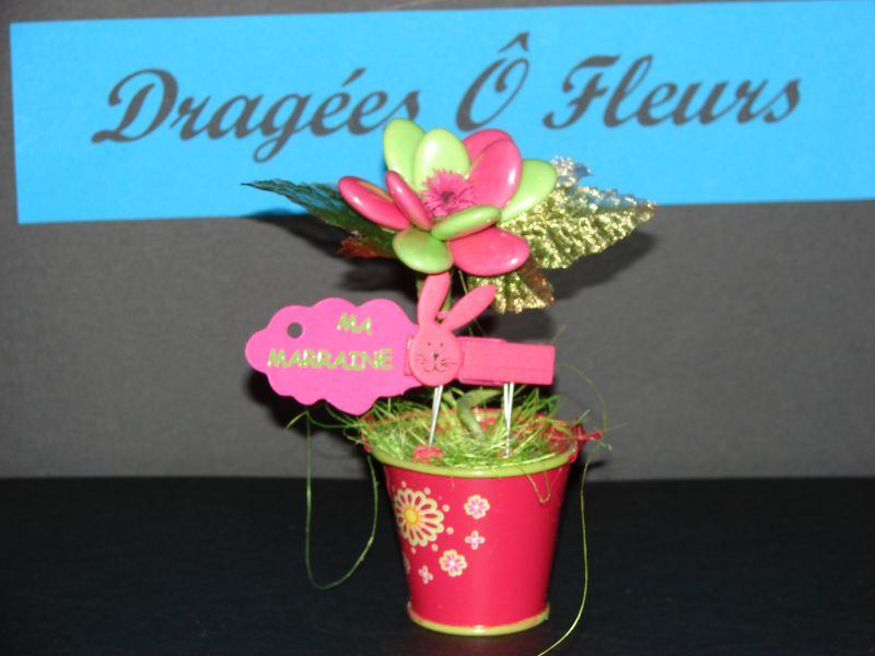 petit cadeau original drag es fleurs. Black Bedroom Furniture Sets. Home Design Ideas